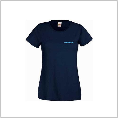 Dámské triko s výšivkou