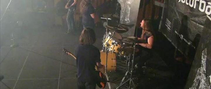 Natáčení videoklipu Turn The Hourglas