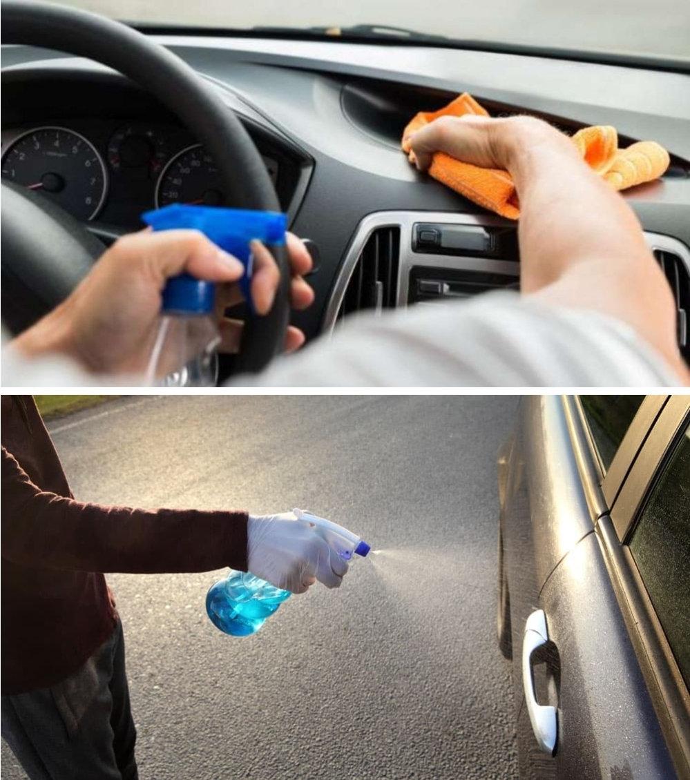 Sanitización + Interior + Exterior