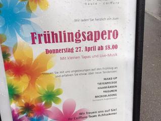 Frühlings Apero