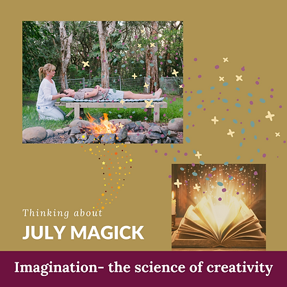 July 2021 Magical Transformation is the energy healing of this month