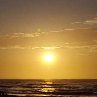 Sunrise Chakra Energy Healing with Gaia - every morning is different