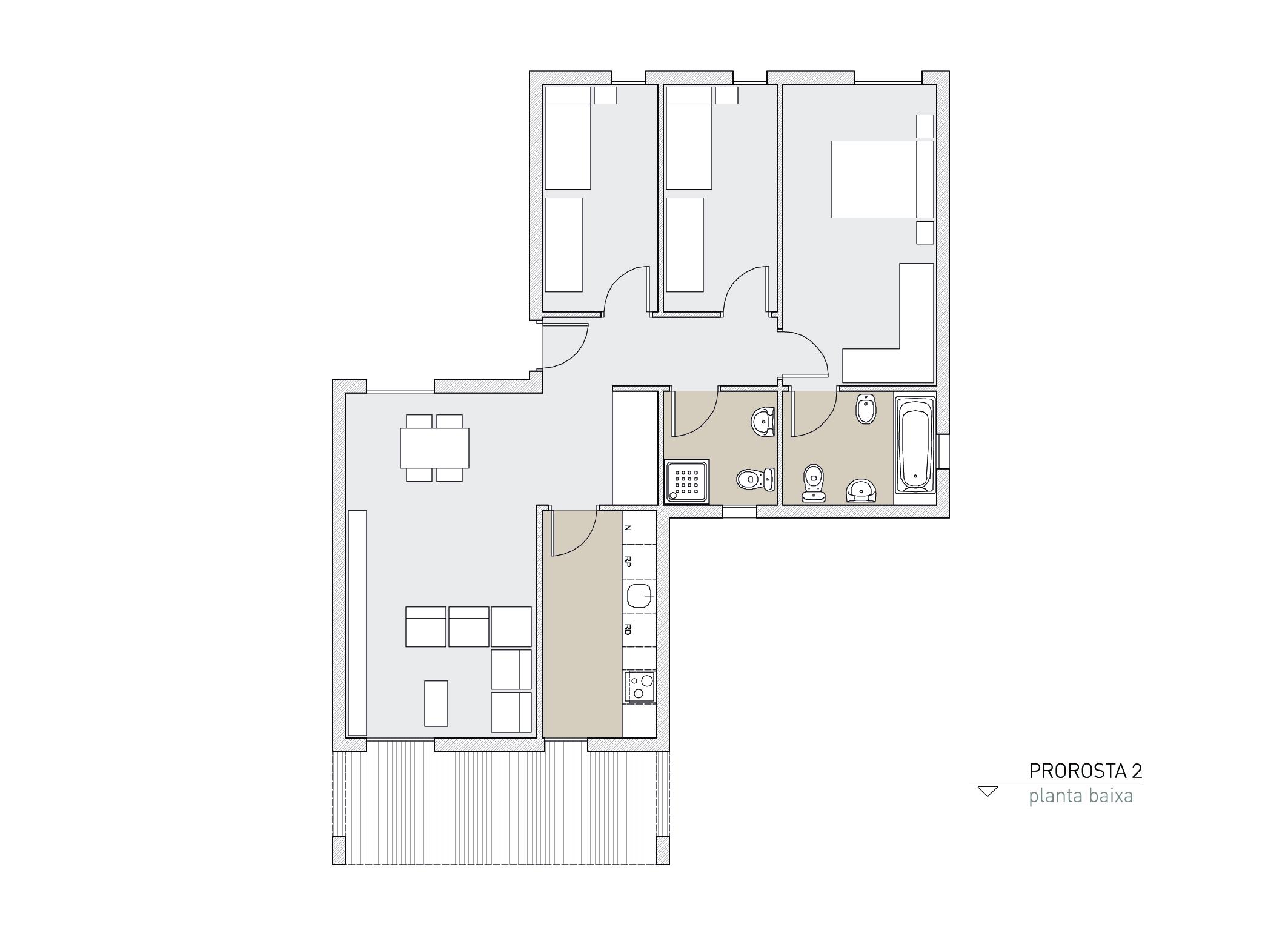 proposta 3 dormitoris