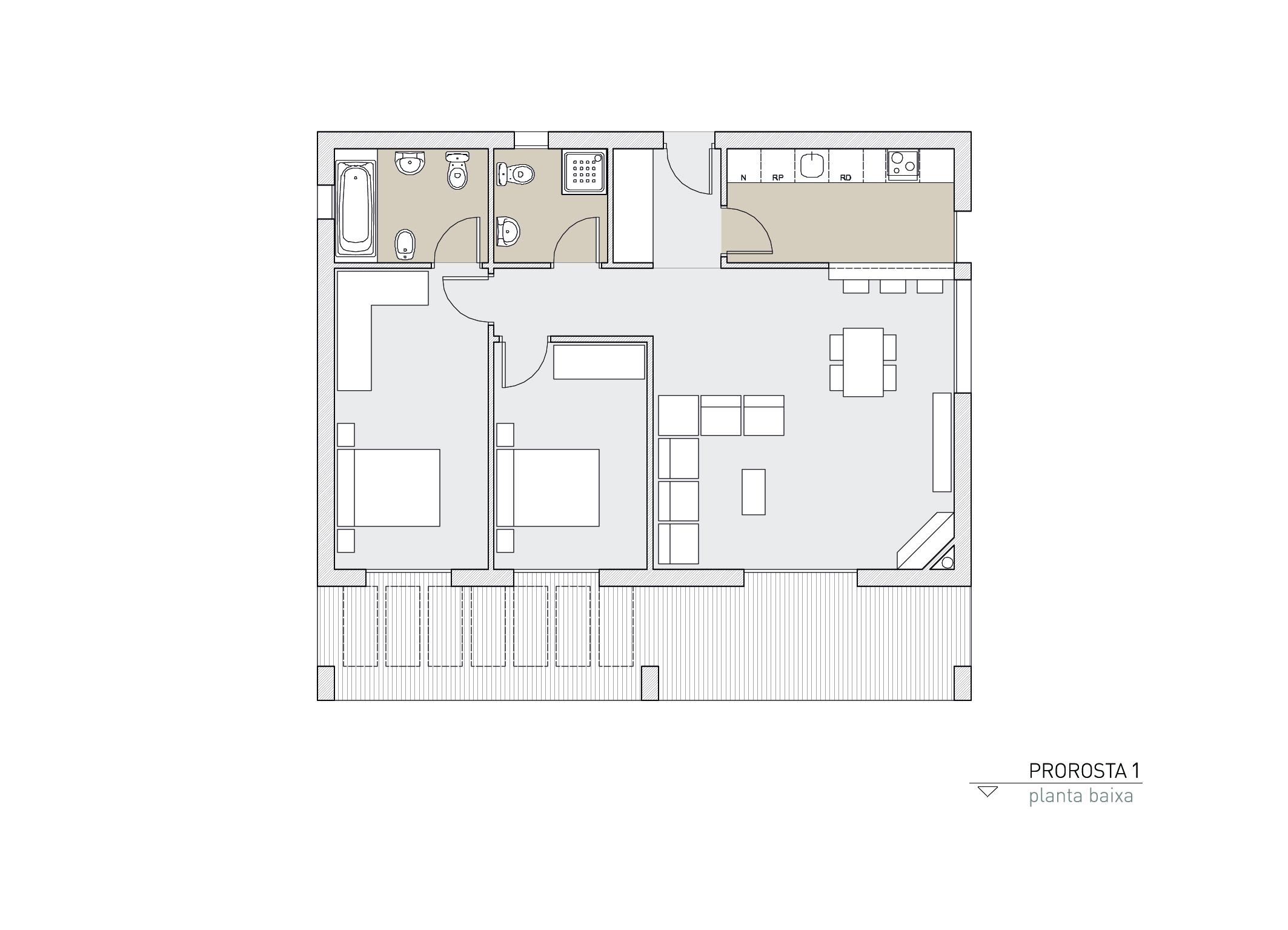 proposta 2 dormitoris