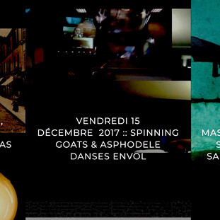 Un Chemin de Miettes Paris-Hawai'i collaboration with The Spinning Goats 2017