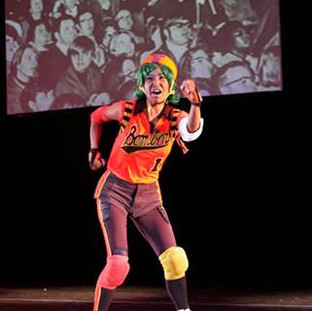 Roller Derby with Donald McKayle 2008