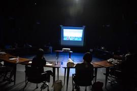 Immersive Presentation Online