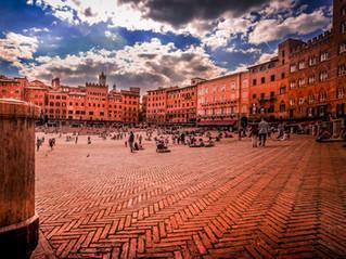 Siena, Toskana, Italien