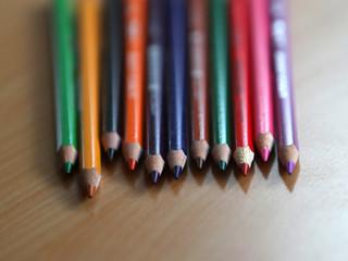 bunte Farbstifte 1