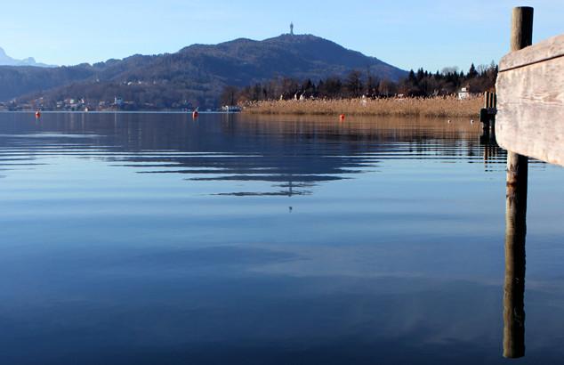 Wörthersee 1, Kärnten, Österreich