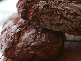 Frisch gebackenes Brot 2