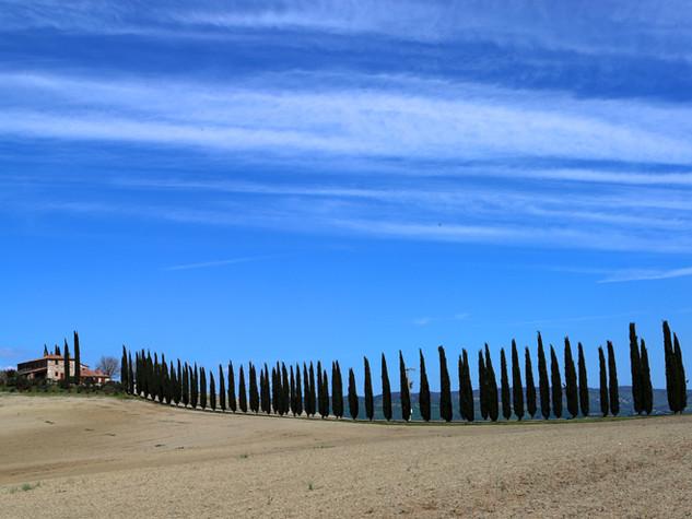 Vald Orcia 2, Toskana