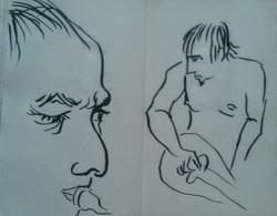 | sketch | George & Vadim |
