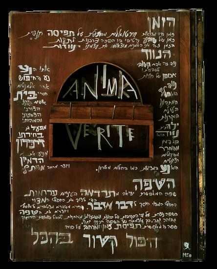 Anima Vérité   Manifesto