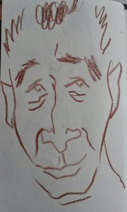 | sketch  Roma |