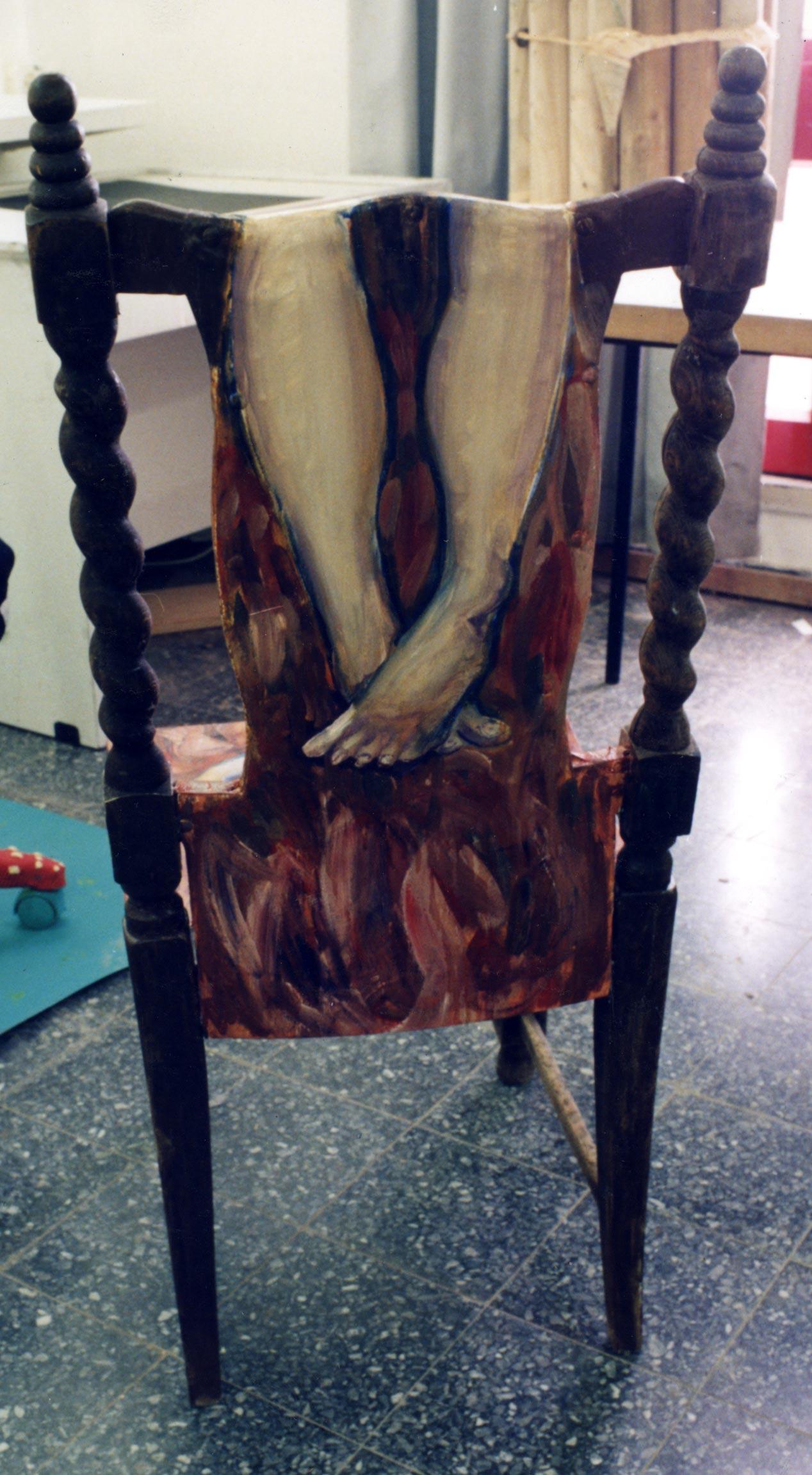 | a chair | 1994