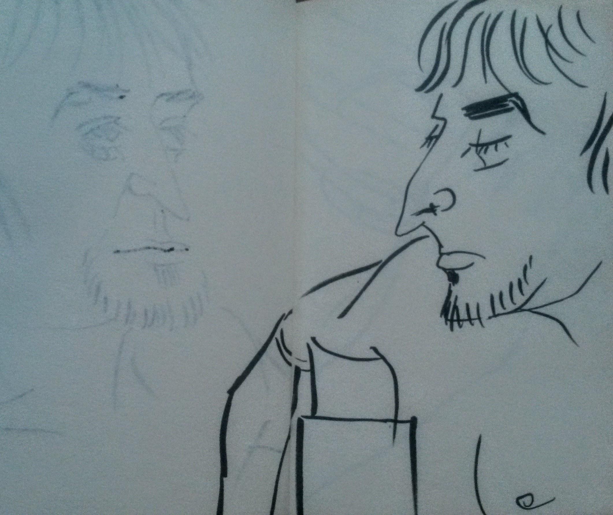 | sketch | George |
