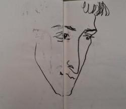 | sketch | David |