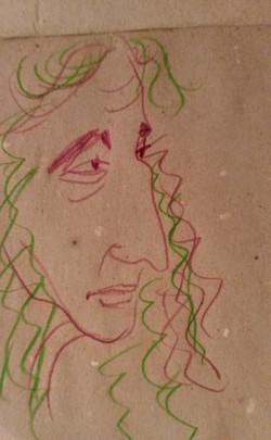 | sketch | Joel |