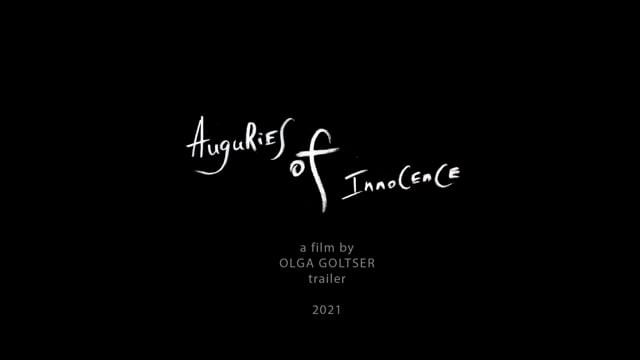 Auguries of Innocence   trailer