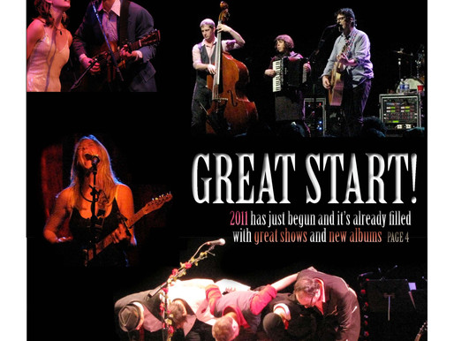 Issue 32: Great Start!