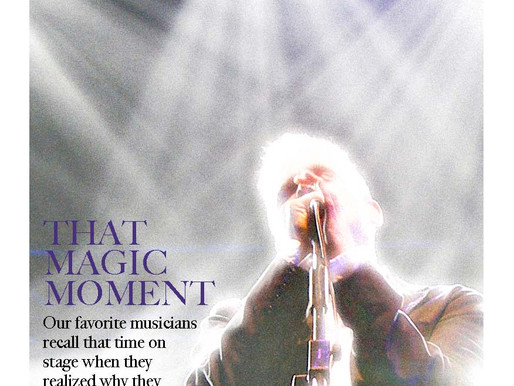 Issue 25: That Magic Moment