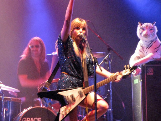 Concert Review: Grace Potter and the Nocturnals at Bank of America Pavilion, 8/20/11