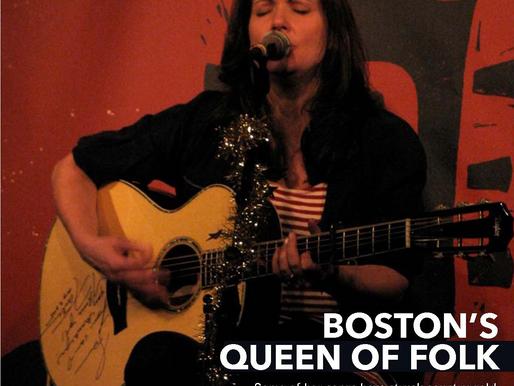 Issue 38: Boston's Queen of Folk