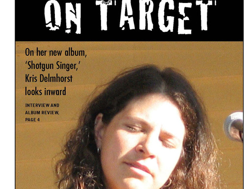 Issue 20: On Target