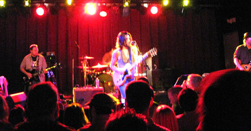 Concert Review: Jackie Greene at the Paradise, 10-9-10