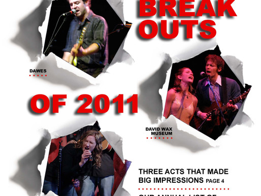 Issue 35: Breakouts of 2011