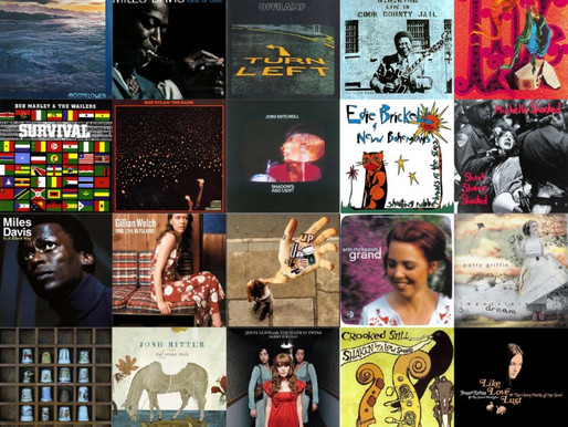 The long and winding road: Albums that changed my life
