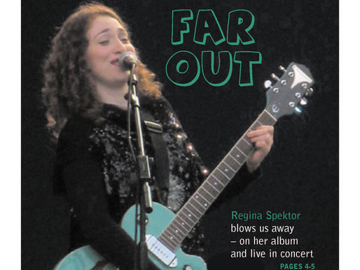 Issue 26: Far Out