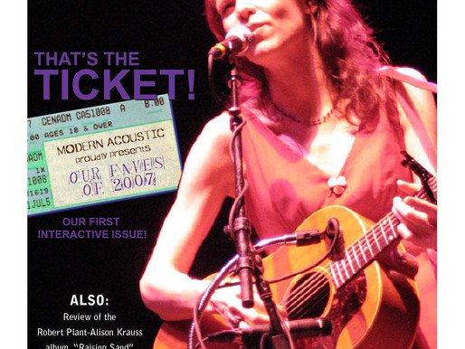 Issue 18: That's the Ticket!