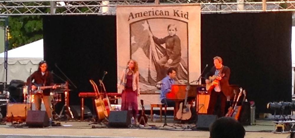 Patty Griffin at Prescott Park.