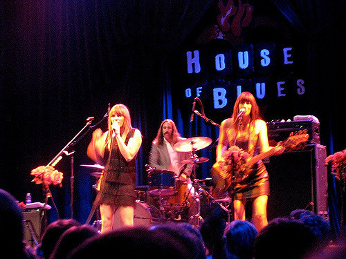 Grace Potter and the Nocturnals at the House of Blues.