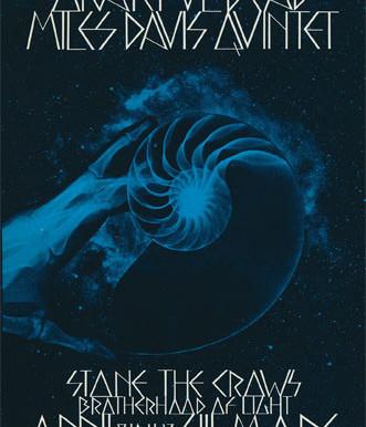 Miles Davis and the Grateful Dead, April 1970