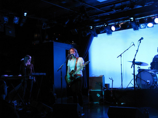 Concert Reviews: Eilen Jewell at Johnny D's, Sarah Harmer at the Paradise, 11/6/10