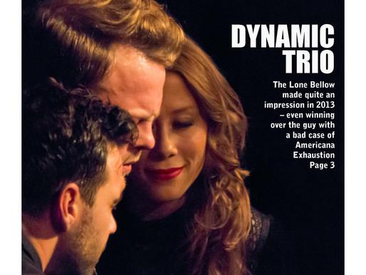 Issue 36: Dynamic Trio