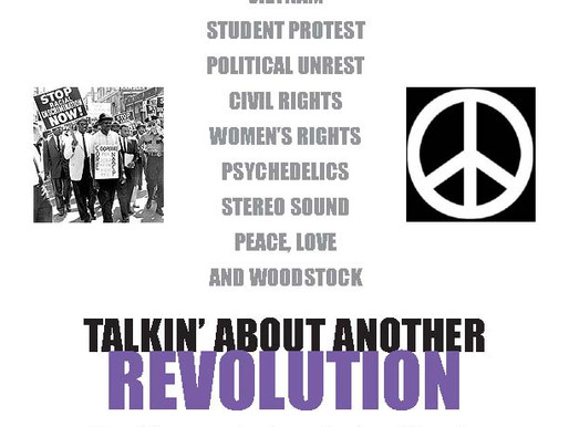 Blast from the Past: Talkin' About Another Revolution, from Nov. 2005
