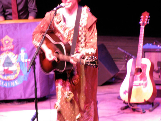 Concert Review: Josh Ritter in Portland, Maine, 10/22/10
