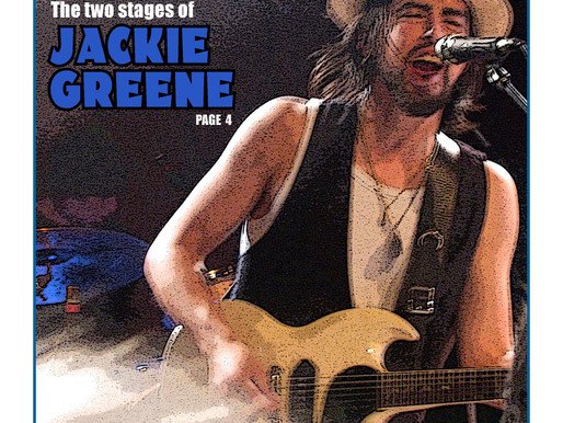 Issue 28: The Two Stages of Jackie Greene