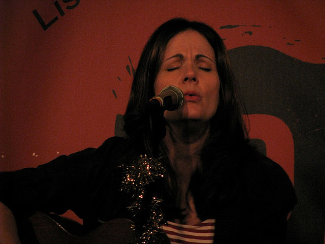 Lori McKenna at Club Passim.