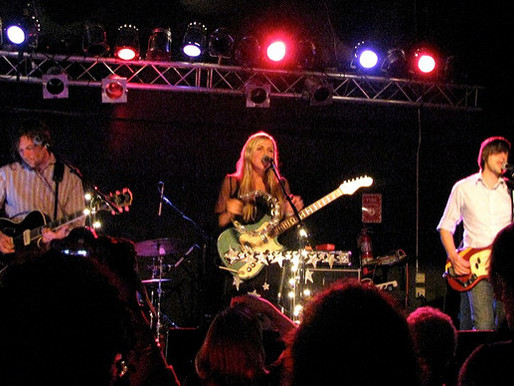 Concert Review: The Submarines at Brighton Music Hall, 4/25/11