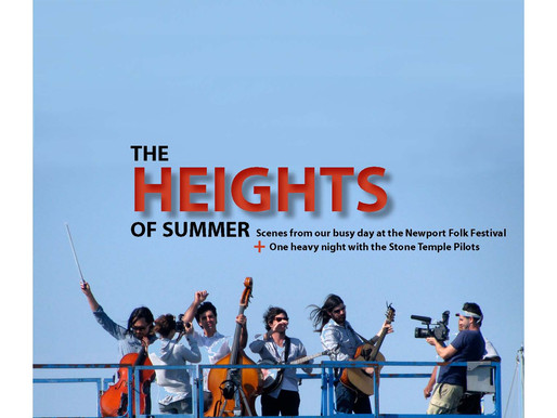 Issue 30: The Heights of Summer