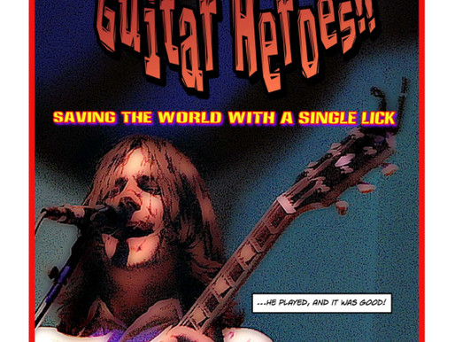 Issue 19: Guitar Heroes