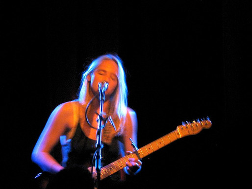 Concert Review: Lissie at the Paradise 1/29/11