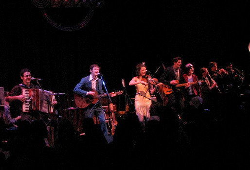 Concert Review: David Wax Museum CD Release Party at Oberon