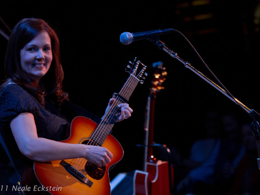 Look out Nashville, Lori McKenna has arrived… (But she still belongs to Boston!)