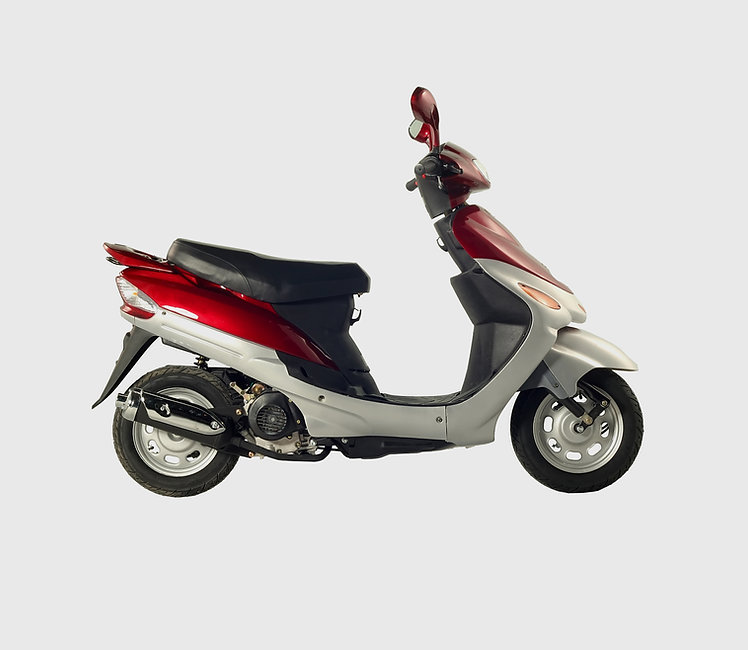 rouge Scooter